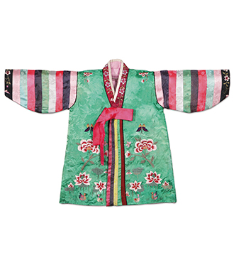 Kkachidurumagi, Children's Ceremonial Coat