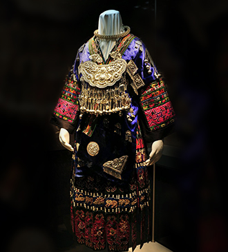 Miao Woman's Ensemble